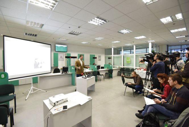 Сервісні центри МВС відзвітували за 2017 рік
