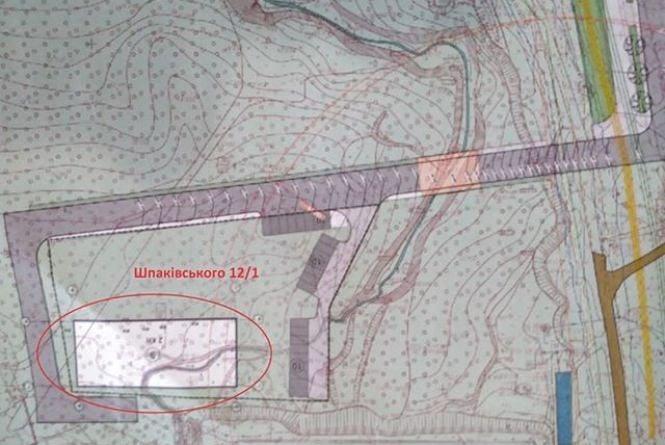 Аби збудувати дитячий садок, у Житомирі виріжуть дерева