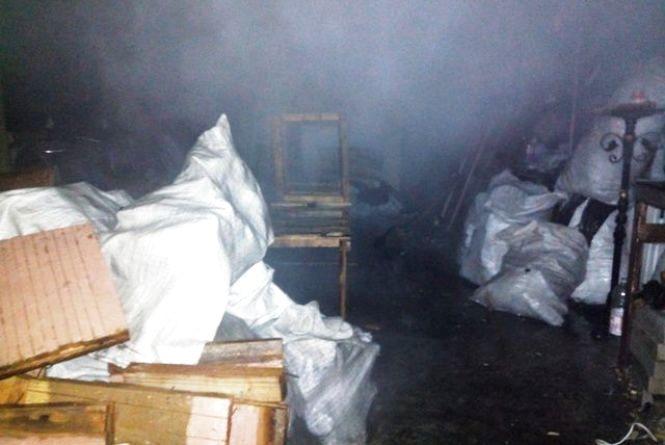 Загасити пожежу у приватному домоволодінні вдалося лише силою 22 вогнеборців