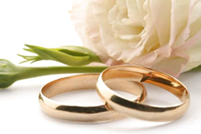 Весільний бум: у день закоханих в Житомирі одружилось 30 пар
