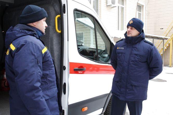 Уряд затвердив нову форму для українських рятувальників