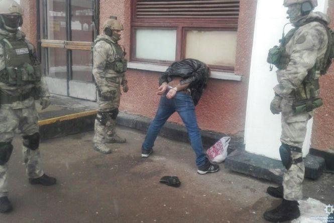 Торговця метадоном затримано у Новограді-Волинському