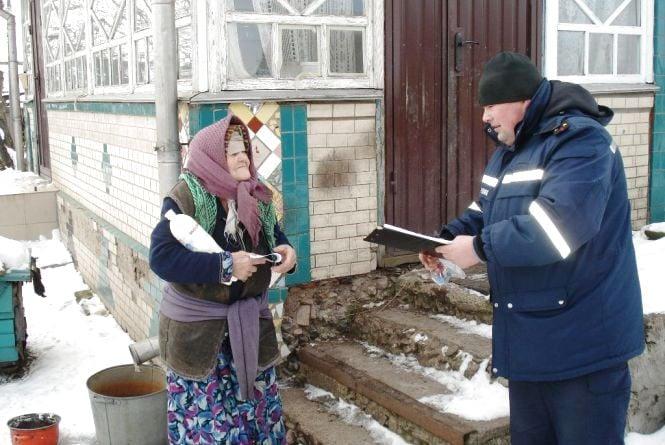 Рятувальники продовжують нагадувати громадянам про правила пожежної безпеки у побуті