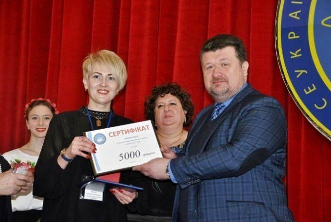 У Житомирі назвали вчителів року-2018