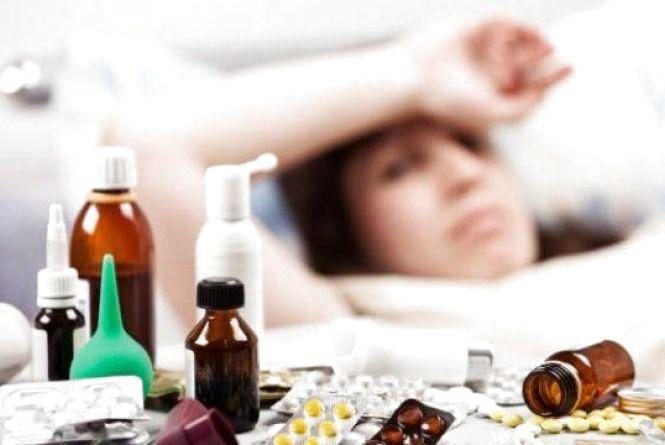 Медики відзначають зниження захворюваності на грип та ГРВІ на 16 відсотків