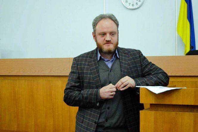 Заступник міського голови Матвій Хренов написав заяву про звільнення