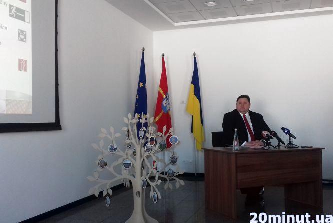 Що чекає на Житомирщину: губернатор Ігор Гундич анонсував проекти і плани на 2018 рік