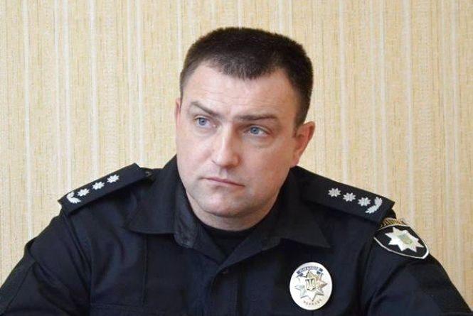 Начальник ГУ Нацполіції в Житомирській області живе на одну зарплатню