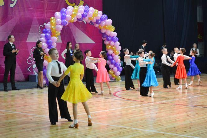 У вихідні в Житомирі танцювали 750 танцівників з восьми областей України