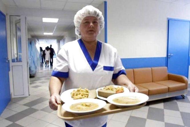 Калорійність страв у лікарнях області подекуди перевищує норми, - дані досліджень