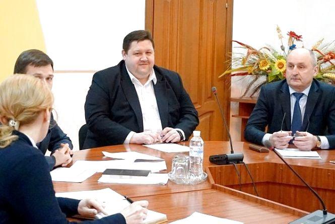 Регіональна комісія затвердила рейтинговий перелік проектів, які можуть реалізовуватися за кошти ДФРР у 2018 році