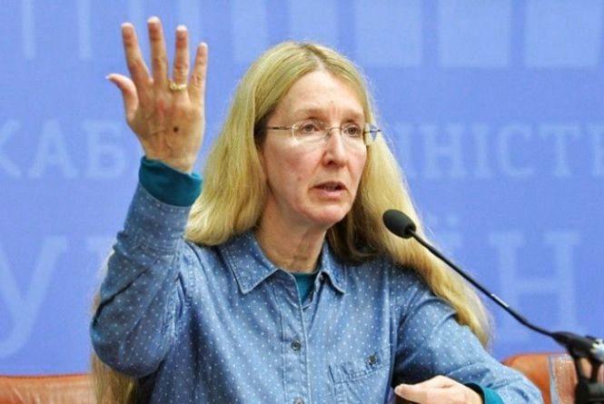 Профільний комітет Верховної Ради рекомендував звільнити Уляну Супрун