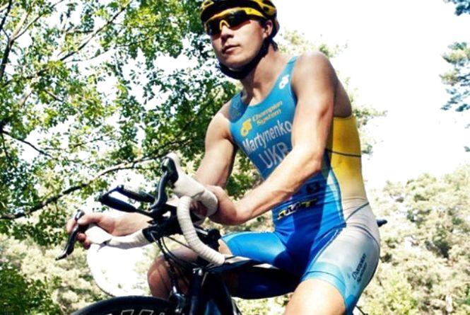 Житомирянин виборов бронзу на чемпіонаті України з триатлону