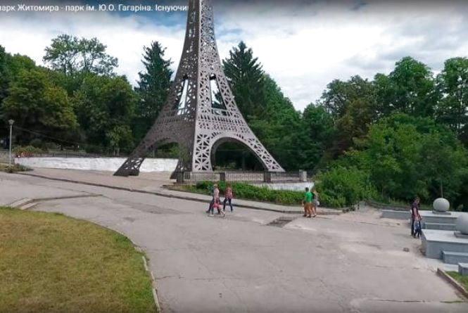 Париж у Житомирі відміняється: черговий провал місцевої влади