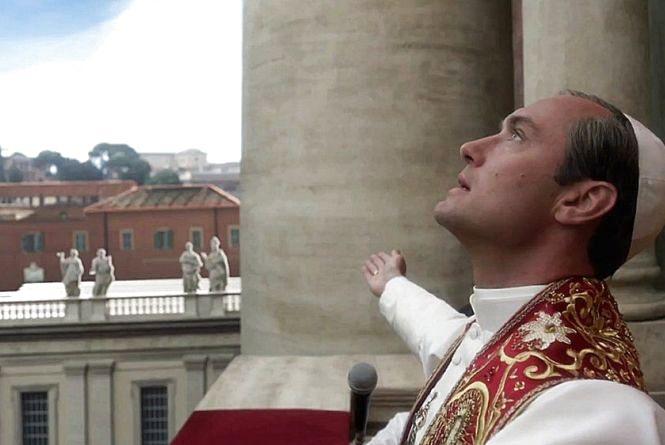 «Інтер» покаже скандальний серіал про Папу Римського