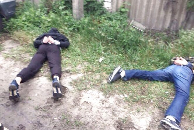 Нацполіція Житомирської області затримала банду злодіїв, що грабували будинки по всій Україні. ФОТО
