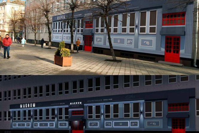 На Михайлівський планують вдкрити ще одну ресторацію: є фото проекту