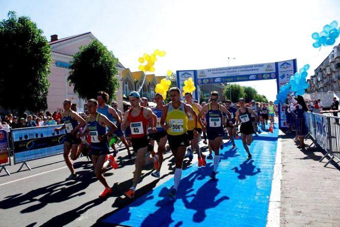 Житомирські легкоатлети виграли медалі на Ковельському міжнародному пробігові