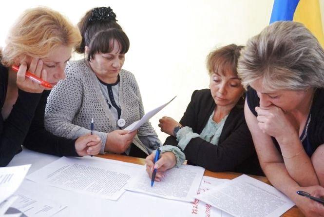Громадських активістів Любарської ОТГ навчали проектному менеджменту