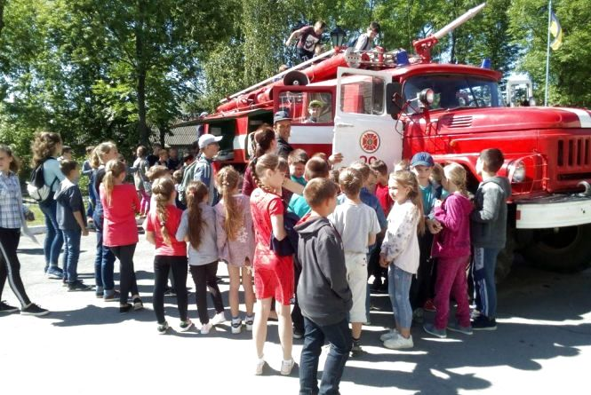 Поліським краєм крокує громадська акція «Запобігти. Врятувати. Допомогти»