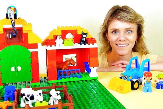 Майже 16 тисяч наборів Lego отримають першокласники області у навчальному 2018/2019 році