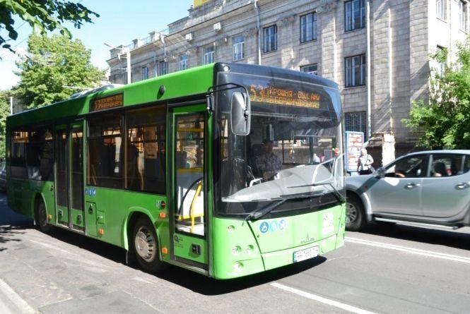У міськраді озвучили подробиці роботи нових автобусів маршрутів 53 та 53-А