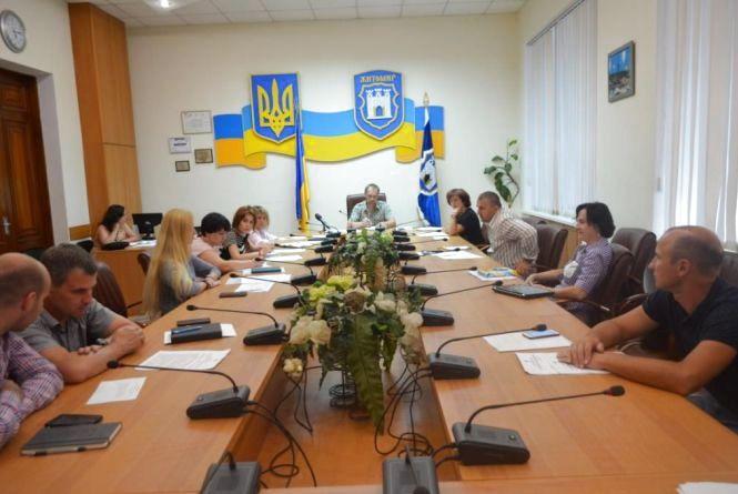 Відбулося засідання Координаційної ради з бюджету участі