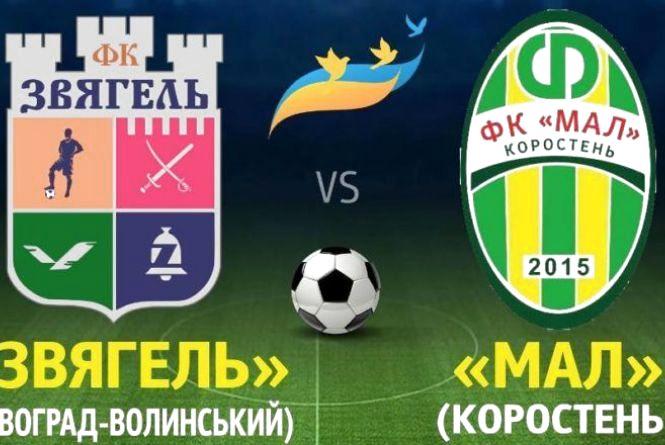 Фінал Кубку Житомирської області відбудеться 28 червня