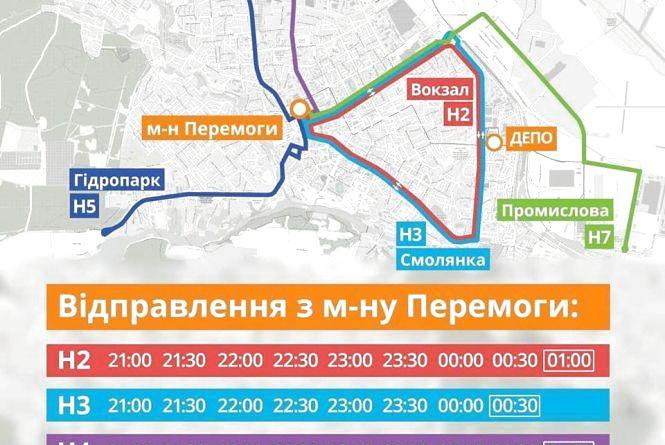Вже з наступного тижня тролейбуси у Житомирі працюватимуть до першої ночі