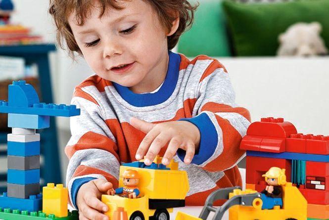 З 1 вересня першачки області навчатимуться за допомогою LEGO