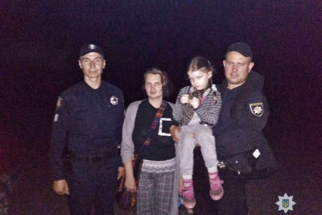 Житомирянка з 5-річною дитиною заблукала в лісі біля Побитівки