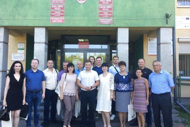 Житомирські ОТГ переймають польський досвід розвитку територій