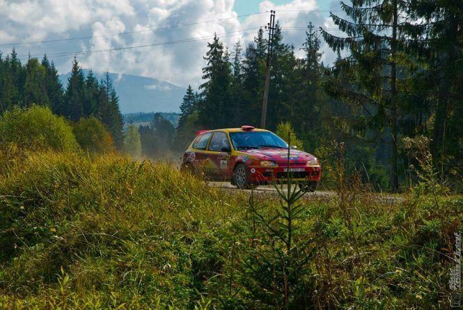 На Житомирщині відбувся ІІІ-й етап чемпіонату України «Ралі Столиця»