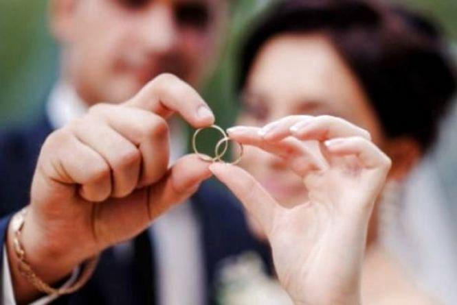 Кохайтеся, а про папери подбає Мін'юст: як одружитися за скороченою процедурою