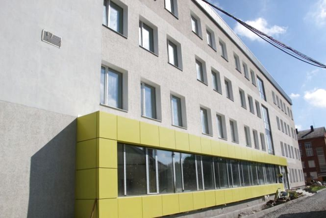Новозбудована гімназія № 3 стане однією з найсучасніших в Україні