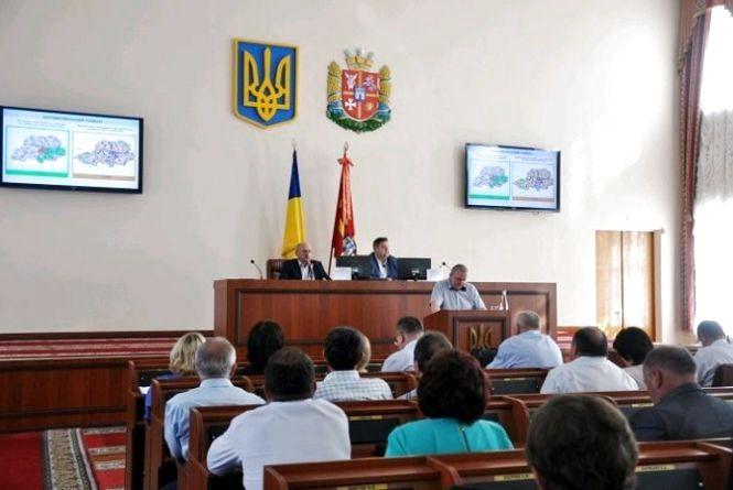 На Житомирщині готують Перспективний план формування об'єднаних громад без «білих плям»