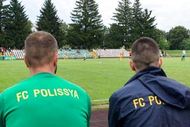 ФК «Полісся» зіграв перший матч нового сезону унічию