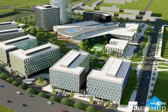 На території колишнього заводу «Електровимірювач» можуть створити сучасне IT-містечко