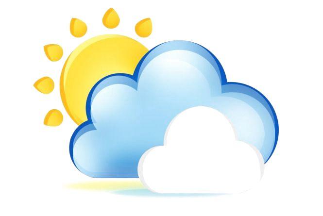 У Житомирі сьогодні ясний теплий  день без опадів