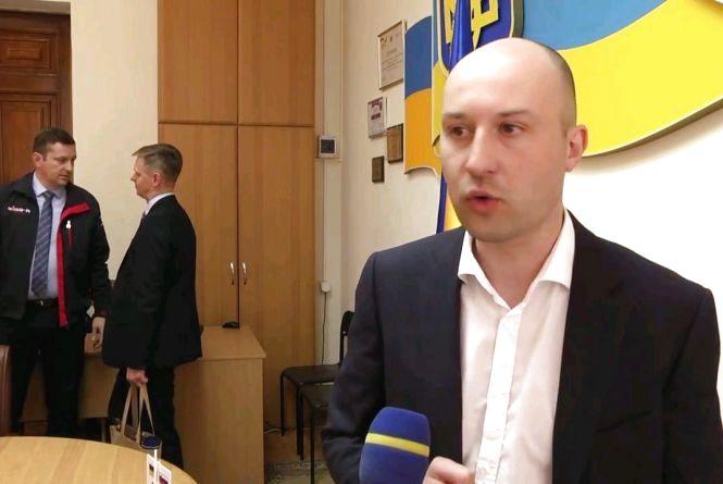 З керівником водоканалу Андрієм Нікітіним продовжили контракт ще на два роки