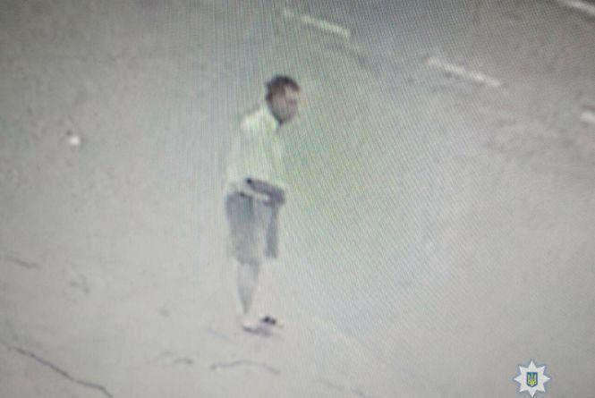 Поліція просить допомогти в розшуку водія, причетного до смертельної ДТП біля Ставища