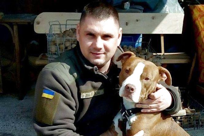 Учора біля Озерного по дорозі на власне весілля загинув прапорщик Олександр Ліщук