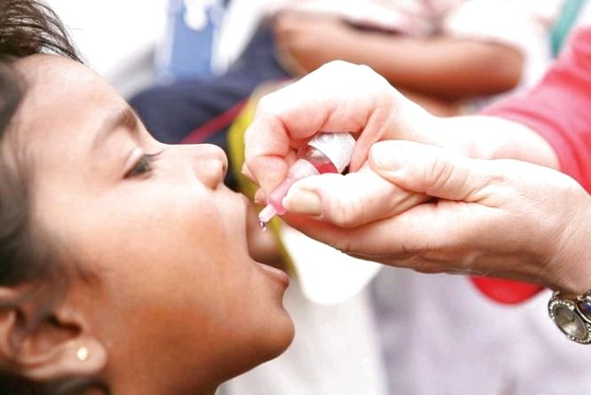 Область отримає 9 тис. 700 доз інактивованої вакцини для профілактики поліомієліту
