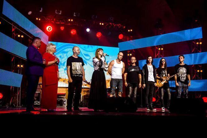 """У Житомирі відбувся благодійний концерт на підтримку солістки гурту """"Фрістайл"""" Ніни Кірсо"""