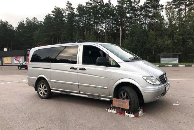 Викрадений в Норвегії автомобіль знайшовся на Житомирщині