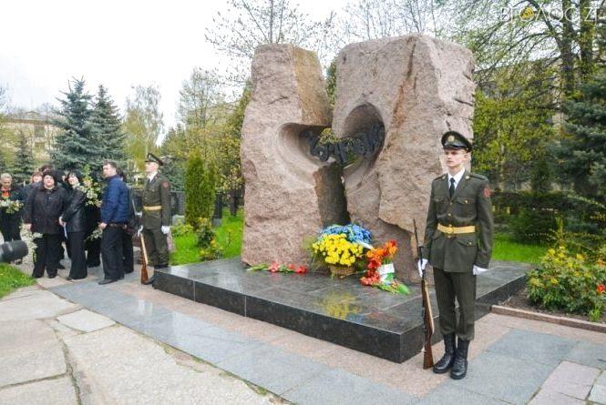 Завтра у Житомирі вшанують загиблих при виконанні службових обов'язків пожежних
