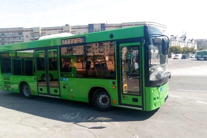 До 1 вересня автопарк Житомира поповниться новими автобусами