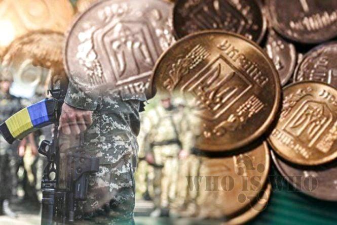 Житомиряни з початку 2018 року сплатили 36,6 млн. грн. військового збору