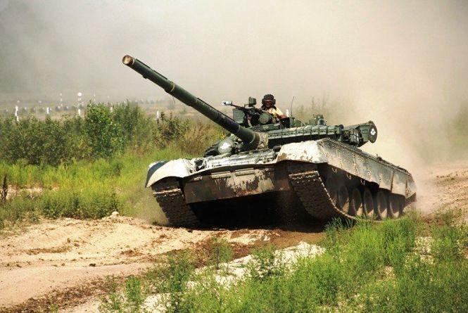 Танковий взвод 95 окремої десантно-штурмової бригади став срібним призером серед бригад ДШВ