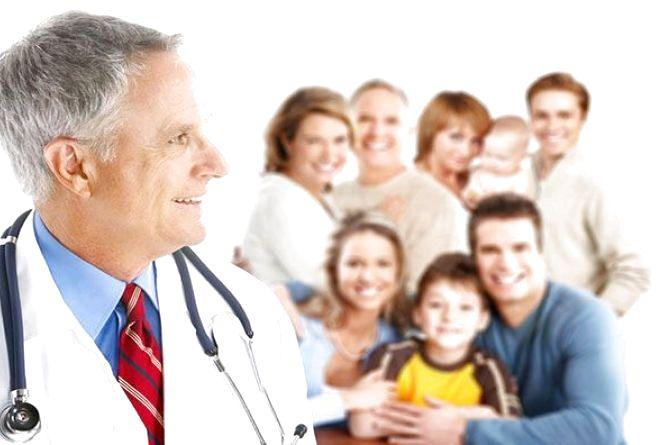 Понад 50% жителів області обрали свого сімейного лікаря
